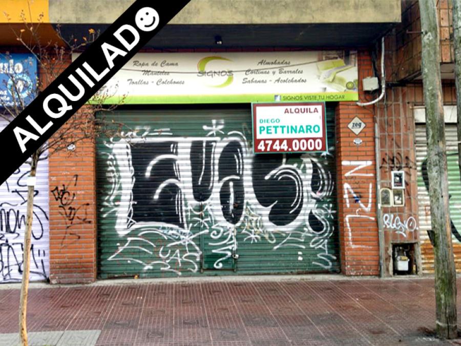Avellaneda 2725, ,1 BañoBaño,Local,Alquiler,Avellaneda 2725,1414